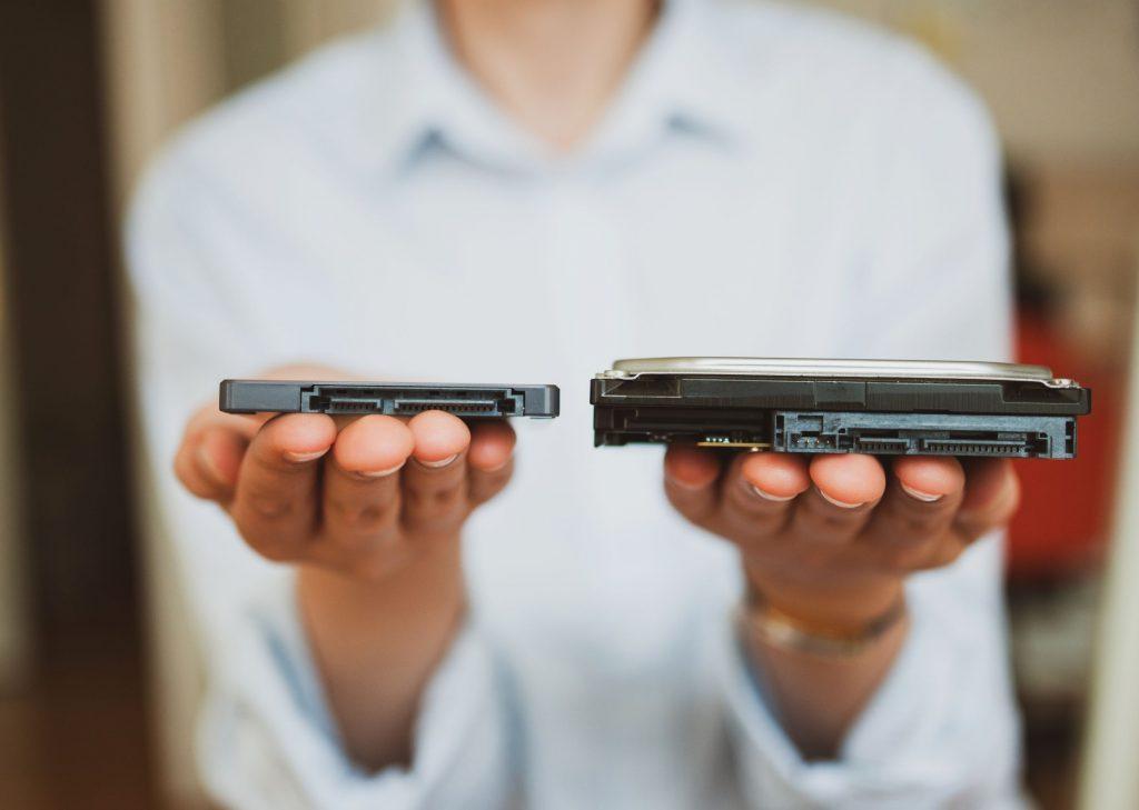 HDD & SSD: Was ist der Unterschied?