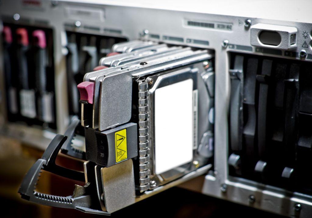 HDD Datenwiederherstellung logischer Defekt