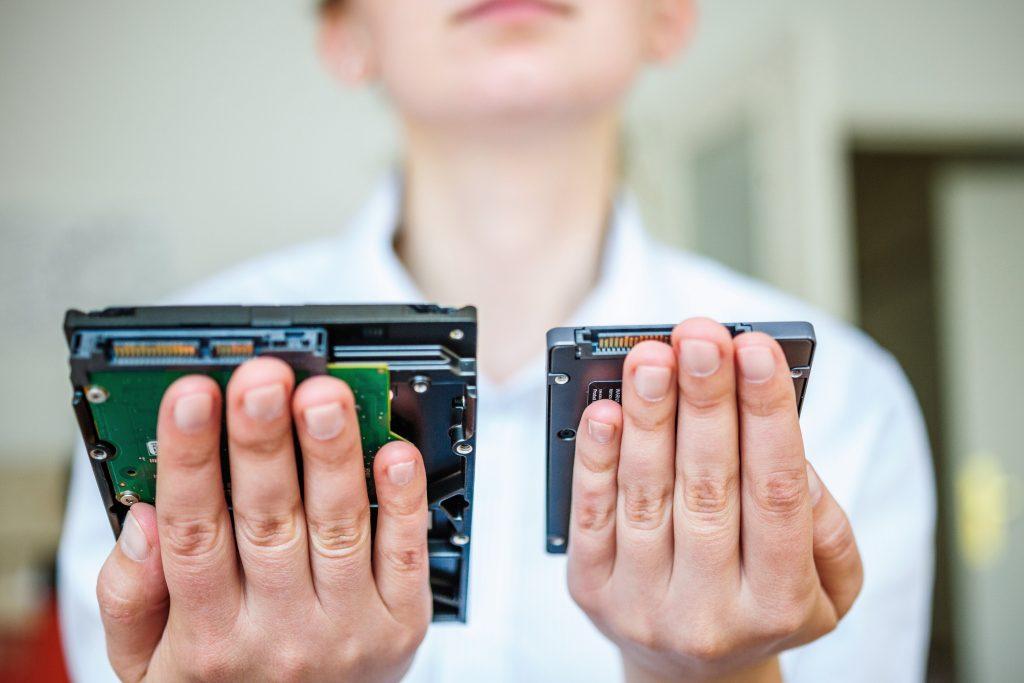 SSD wird nicht erkannt: Was tun?